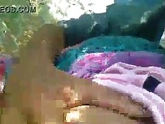 indian girl undressed by hubby