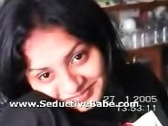 Beautiful Bengali girl in homemade sex tape with Bengali Audio - Part 1 of 3