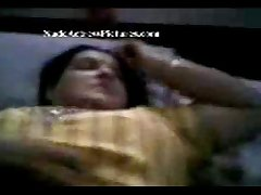 Malayalam Actress Manka Mahesh with her lover MMS SCANDAL
