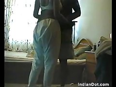Homemade Video Of An Indian Couple Fucking