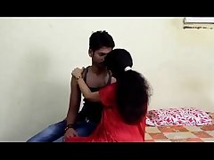 Desi mallu aunty fucking with boyfriend