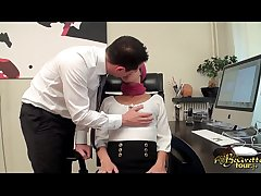live.arabsonweb.com - Nabila Djela Liked by Her Boss at Work